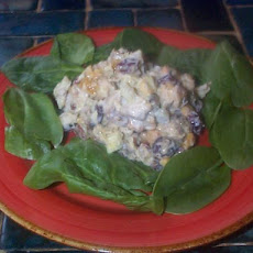 Turkey Salad Loaded