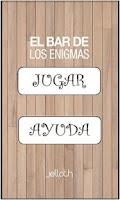 Screenshot of El Bar de los Enigmas