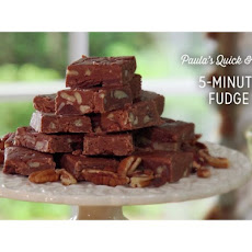 5-Minute Fudge