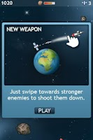 Screenshot of Orbital Defender Lite