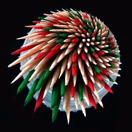 Toothpick blast by Asif Bora - Artistic Objects Other Objects