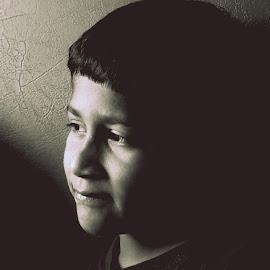 Hope by Suvankar Roy - Babies & Children Child Portraits ( child, face, portrait )