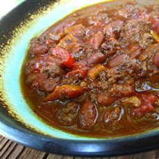 Basic Chilli con Carne