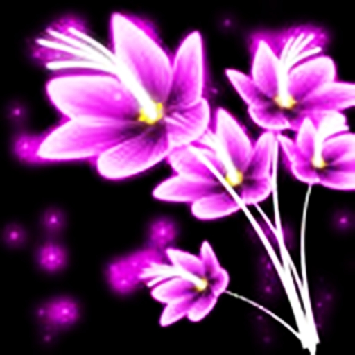 三維 flower6 LOGO-APP點子