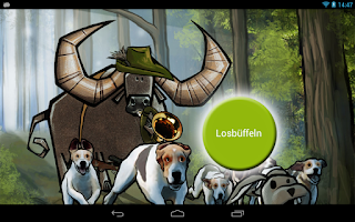 Screenshot of Jagdhunde