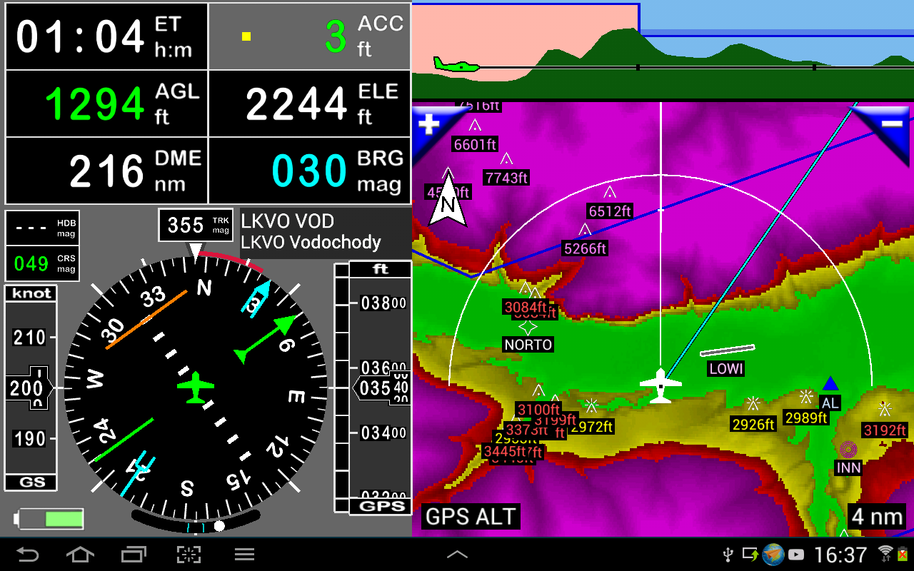 FLY is FUN Aviation Navigation Screenshot 10