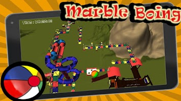 Screenshot of Marble Boing 3D AdFree