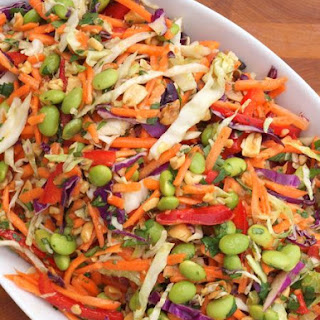 Sweet Asian Slaw Recipes