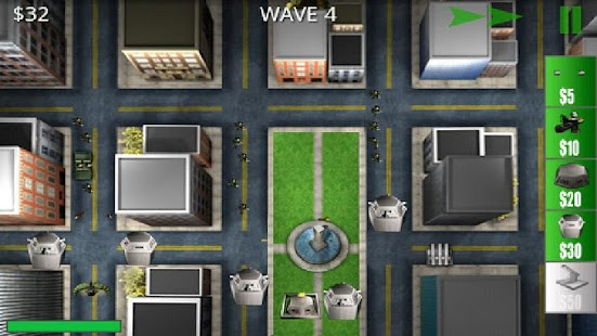 Invasion Defense - screenshot