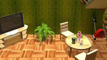 Screenshot of Room Escape - House