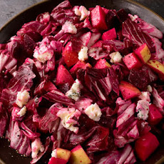 Tangy Apple and Beet Salad