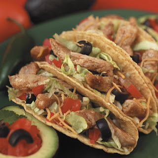 Fiesta Turkey Tacos