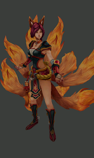 Viewer for Ahri - screenshot
