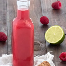 Raspberry Lime Vinaigrette