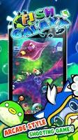 Screenshot of Fish Galaxy