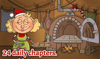 Screenshot of Christmas Elf Adventure Full