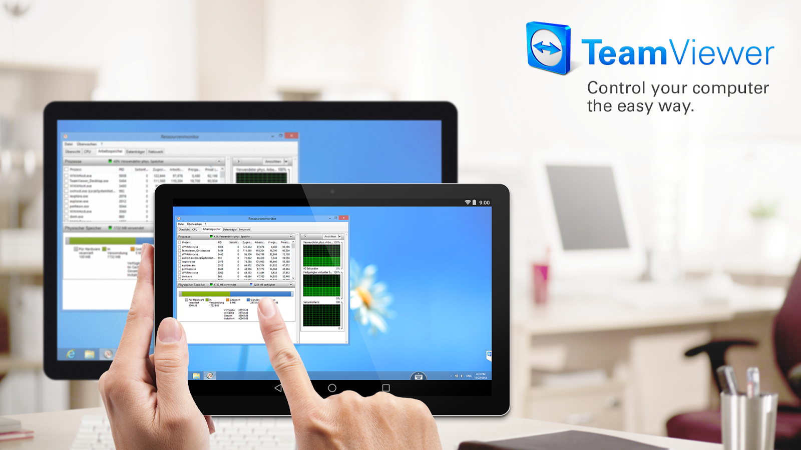 TeamViewer for Remote Control Screendshot 6