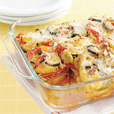 Vegetable Polenta Lasagna