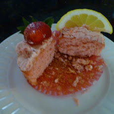 Strawberry Lemonade / (Virgin) Daquiri Cupcakes