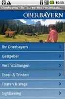Screenshot of Oberbayern