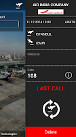 Screenshot of TAV Mobile