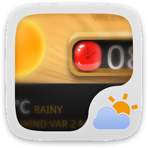 Quietly Elegant GO Widget