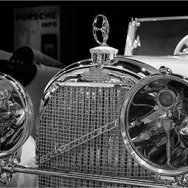 Austro Daimler by Helsen Eddy - Transportation Automobiles