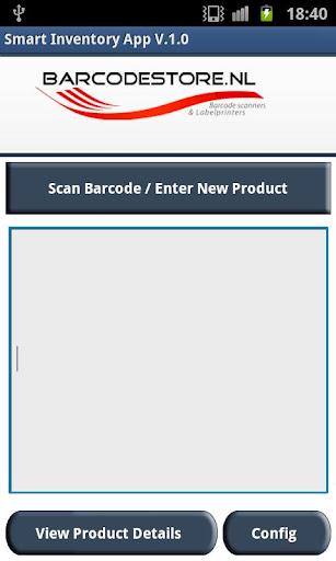 Smart Inventory App