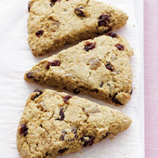 Cherry-Ginger Scones