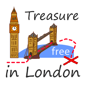 London Treasure Hunt Map Free