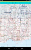 Screenshot of Toronto Transport Maps