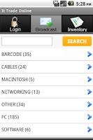 Screenshot of ItTradeOnline