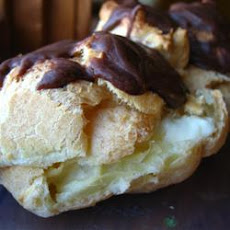 Almond Cream-Puff Ring