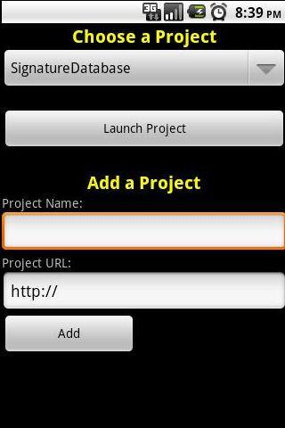 JAB Workbench App Runner