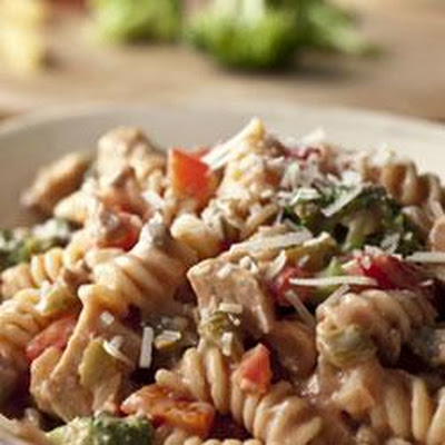 Southwest Chicken and Pasta