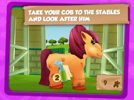 Screenshot of Tender Horses
