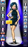 Screenshot of Naydine's Stylish Dressup Lite