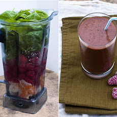 The Crisper Whisperer: A Seriously Delicious 'Green' Smoothie