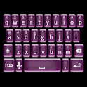 Plastic Pink Keyboard Skin icon