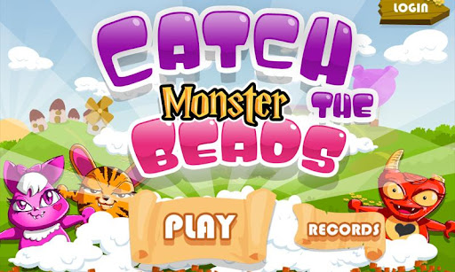 Pick up your Monster Beads