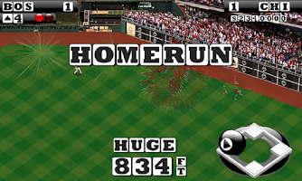 Screenshot of Homerun Baseball