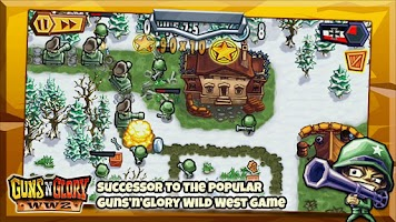 Screenshot of Guns'n'Glory WW2