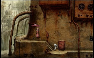 Screenshot of Machinarium