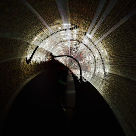 by Bong Perez - Abstract Light Painting