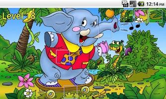 Screenshot of Find It Lite for kids