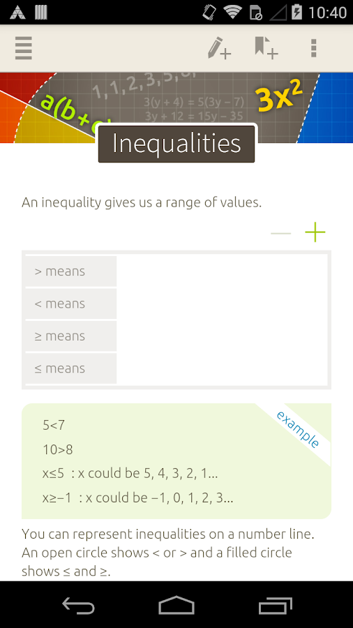 KS3 Maths: Core - nimbl Screenshot 3