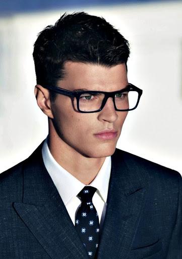 men's nerd glasses