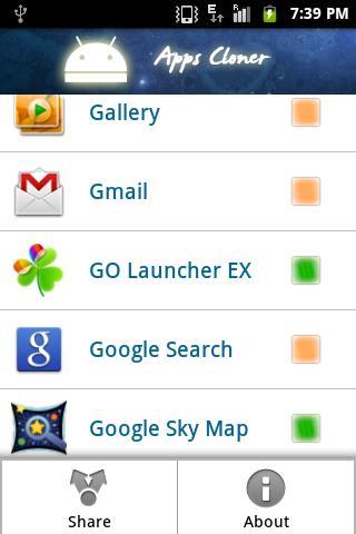 Apps Cloner - Easy app sharing