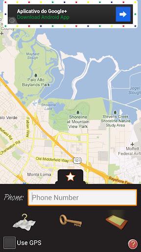 SMS Child Locator Server