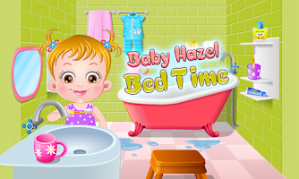 Screenshot of Baby Hazel Bed Time